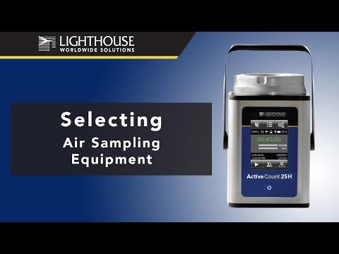 Selecting Air Sampling Equipment