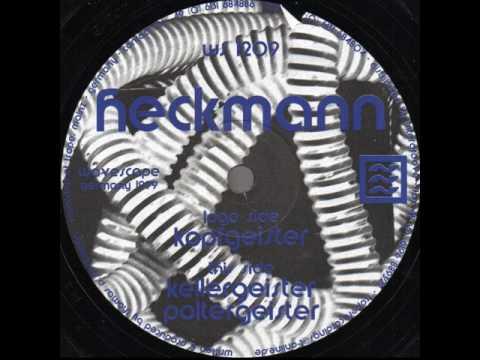 Heckmann - Kopfgeister - Kopfgeister EP - Wavescape – WS1209