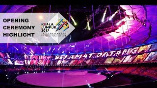 Video Malaysia | 29th SEA Games KL 2017 Opening Ceremony | Highlight | HD download MP3, 3GP, MP4, WEBM, AVI, FLV Juli 2018