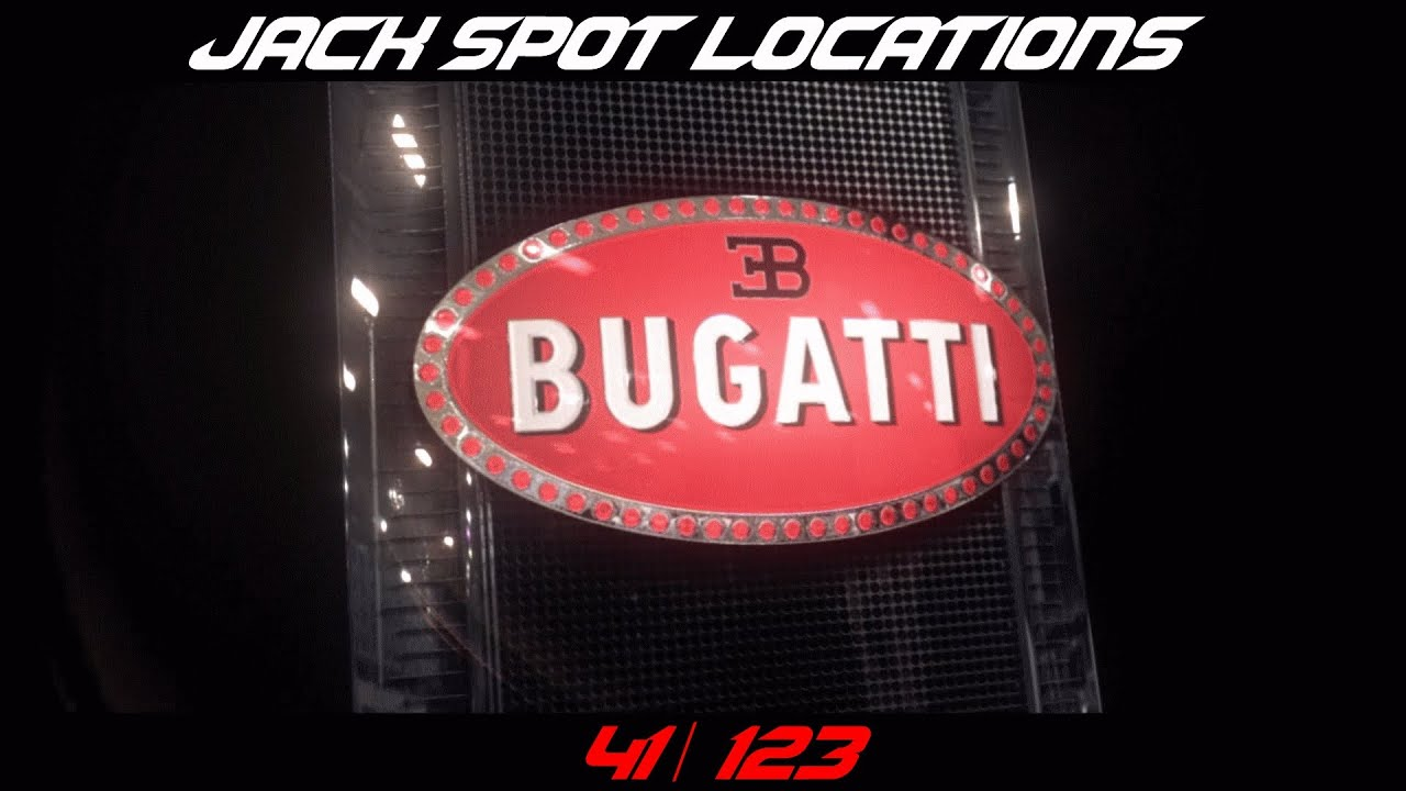 nfs most wanted jack spots locations guide 41 123 bugatti veyron super. Black Bedroom Furniture Sets. Home Design Ideas