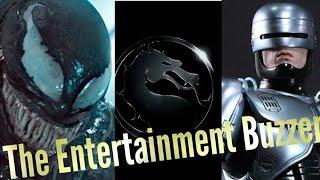 Venom / Robocop Returns- The Entertainment Buzzer