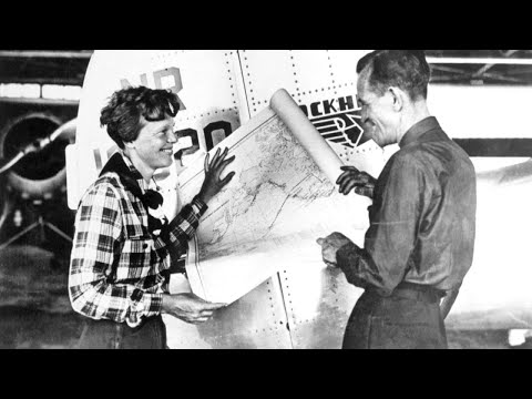 Amelia Earhart Theories Revisited, More Than 80 Years After Her Disappearance