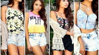Summer to Fall Outfits 2014 Thumbnail
