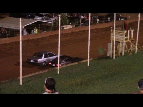 Winder Barrow Speedway Spectator Race 8/22/15