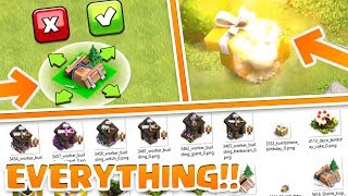 EVERYTHING WE KNOW ABOUT THE 5th CLASHIVERSARY UPDATE | COC AUGUST 2017 UPDATE | SHRINK TRAP & MORE.