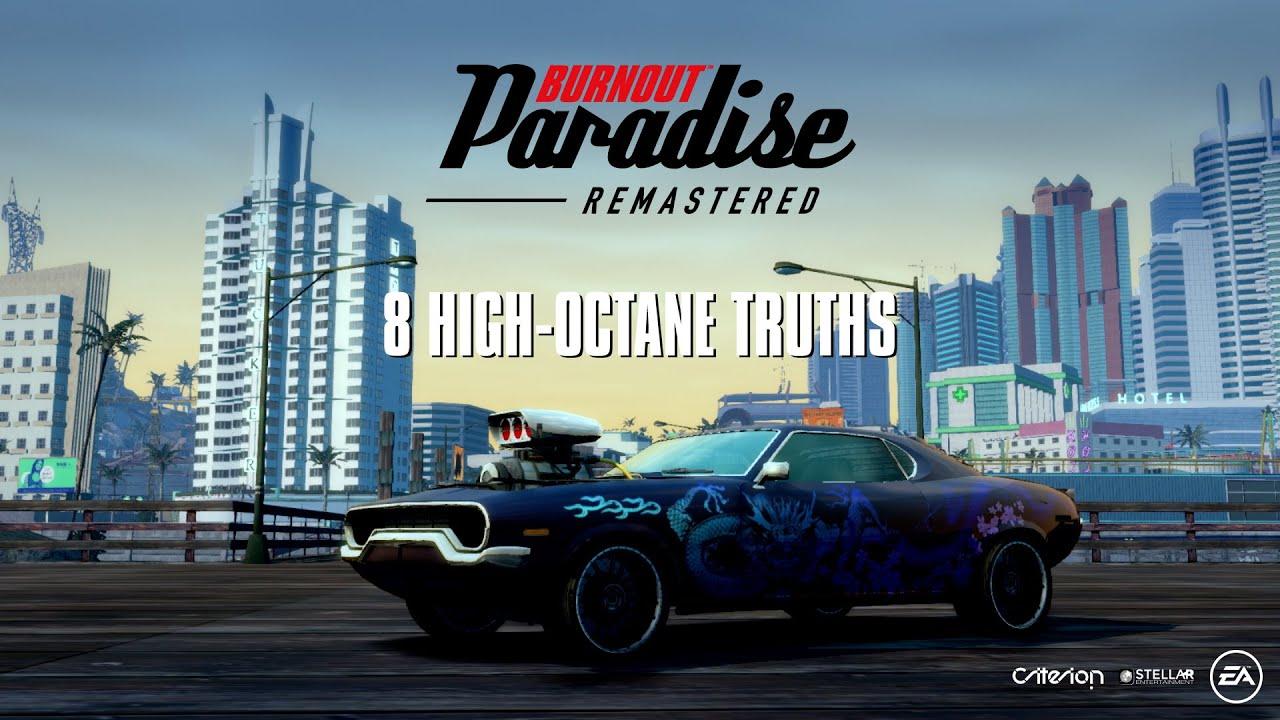Burnout Paradise Remastered Nintendo Switch – 8 High-Octane Truths