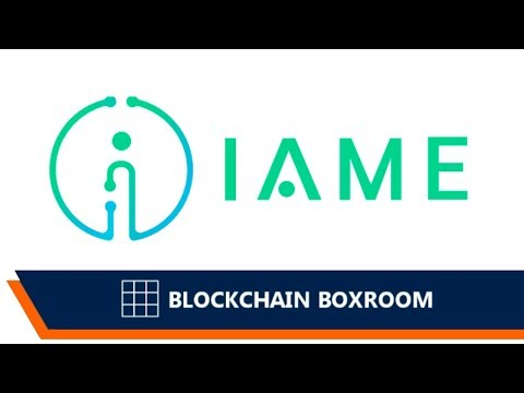 IAME - TRANSACTION IDENTIFICATION PROTOCOL!