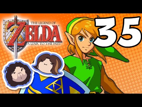 Zelda A Link to the Past: Chronicles of Ridiculous - PART 35 - Game Grumps