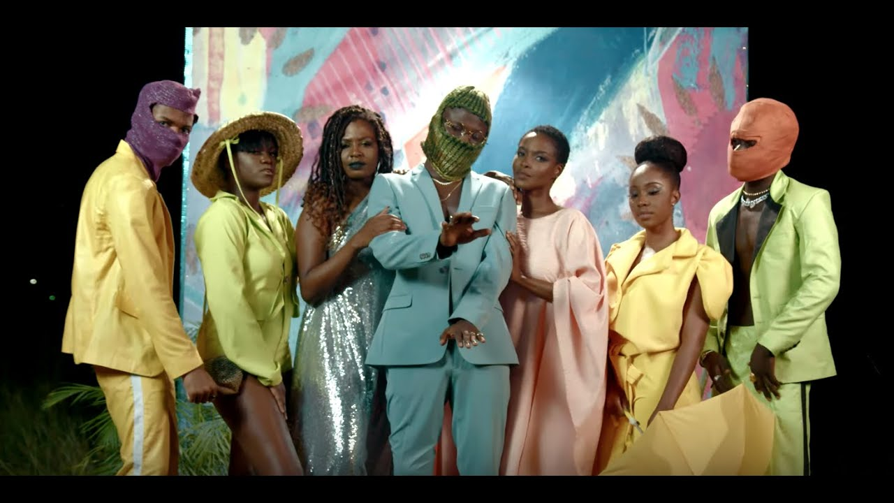 Stonebwoy - Take Me Away ft. KiDi & Kuami Eugene (Official Video)