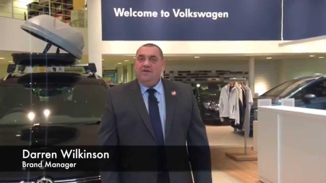 Lightcliffe Volkswagen Halifax - YouTube