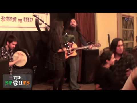 The Stouts - Tripping to the Well / Leitrim Polka - En vivo en Lobo y Cuervo