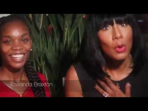 Towanda Braxton join Houston women for Cocktails and Conversations