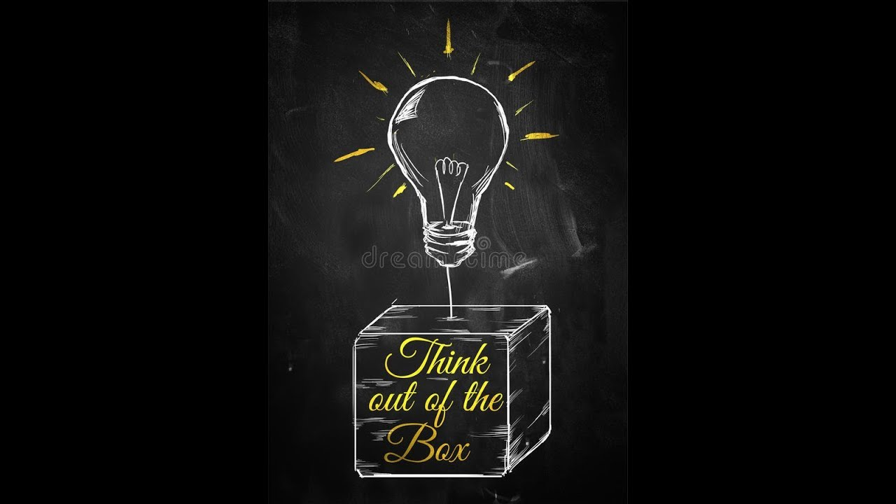 Best examples of thinking outside the box. - YouTube