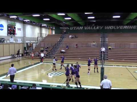 NCAA Volleyball: Idaho State University vs. University of Portland