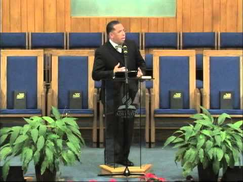 Bermuda Conference of Seventh-Day Adventist Year End Service 2014-Pastor Kenneth Manders-