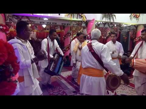 Hare Krishna nam Kirtan by Joy Narayan Roy.