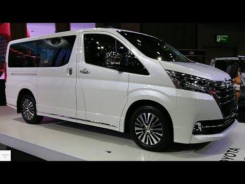 2020 Toyota Granvia 2.8 Diesel Turbo 8 Seater / In Depth Walkaround Exterior & Interior