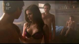 "Nicholas Hoult & Janet Montgomery in ""Skins"" - clip 2"