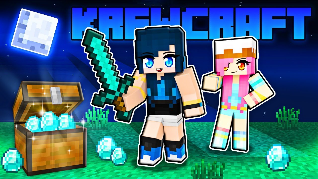 I shouldn't have done this in Krewcraft!