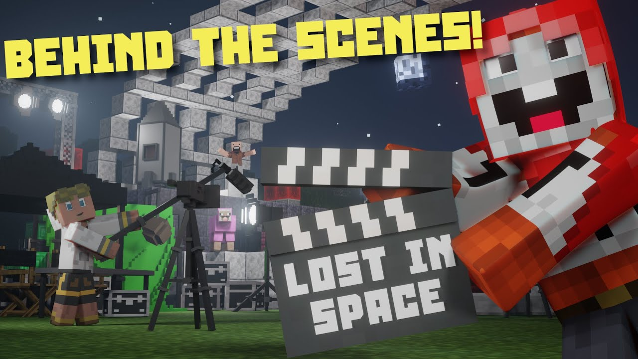 ExplodingTNT's Lost in Space - Behind the Scenes