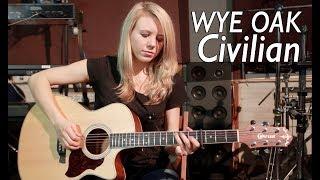 Как играть Wye Oak – Civilian (OST Walking Dead)| Разбор COrus Guitar Guide #9