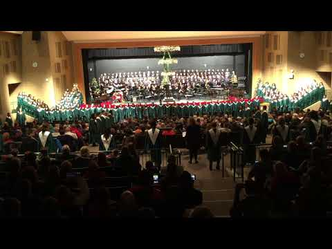 """""""With Guiding Light"""" - An Alma Mater for Plainfield East High School by Michael R. Oldham"""