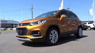 2017 HOLDEN TRAX Booval, Ipswich, Woodend, Raceview, Brisbane, QLD 2DVUAA