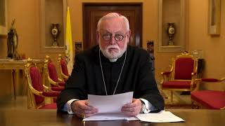 Archbishop Gallagher's videomessage to the UN Food Systems Summit – 23 September 2021
