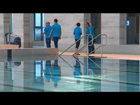 Un Nouveau Centre Aquatique Pour Grand Cognac Youtube