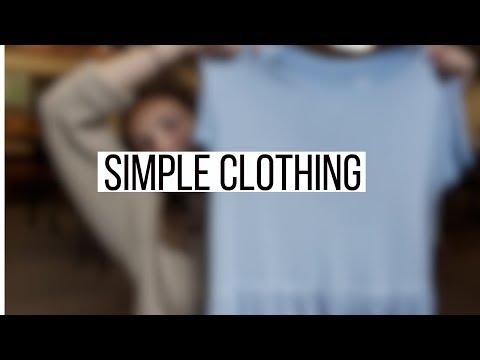 BACK TO BASICS CLOTHING HAUL   SHOPPING FOR ASIA