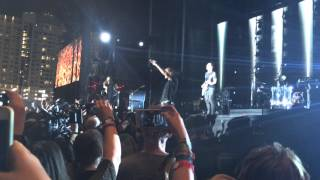 """Imagine Dragons """"It's Time"""" (BASS HEAVY!) Live in Las Vegas"""