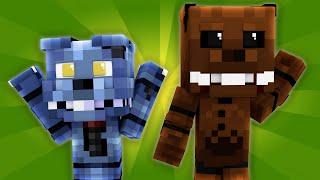 FNAF World - Night 2 (Minecraft Roleplay)