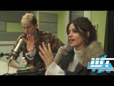 Camila Cabello & Machine Gun Kelly Talk...
