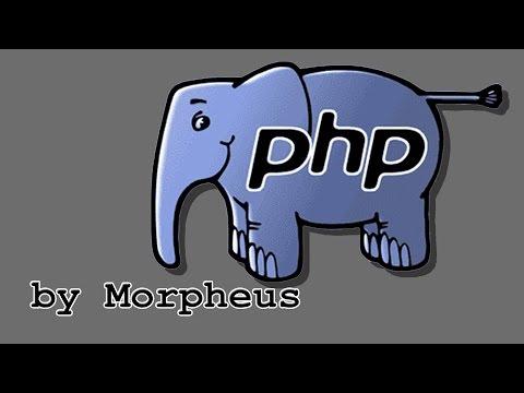 PHP 7 Tutorial #31 - Dateien Lesen Und Schreiben