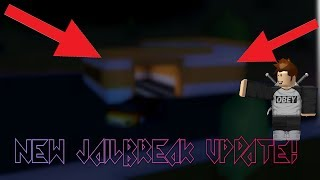 THE BEST UPDATE EVER IN ROBLOX JAILBREAK!