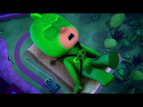 PJ Masks | Gekko's Funny Moments! ⭐️ 2019 Special | Superhero Cartoons For Kids