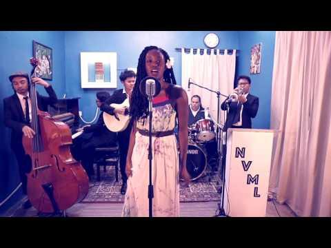 Sinaran - New Village Music Lab ft. Janine Annice