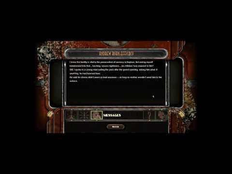 Bioshock 2: Andrew Ryan - Audio Diaries