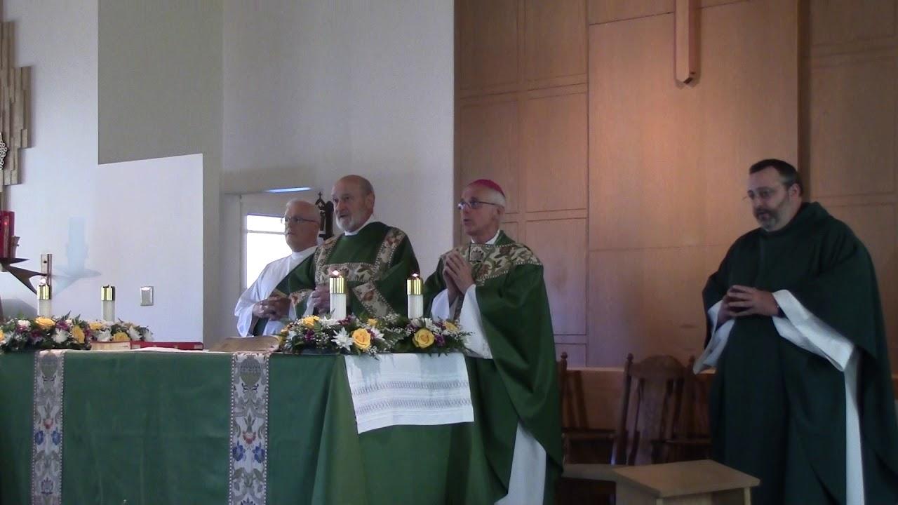 St. Joseph's in Mooers Closing Mass  6-9-18