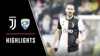 Highlights: Juventus Vs Brescia - 2-0 - Captain Chiellini's Comeback!