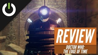 Doctor Who: The Edge Of Time Review (Maze Theory) - PC VR, PSVR, Quest