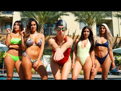 I'm Still in Swimming Lessons? | Hannah Stocking