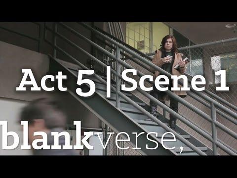 Blankverse | Act 5 Scene 1