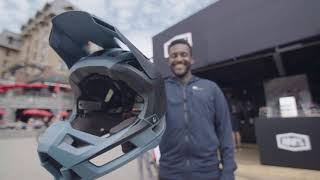 Expo Chat feat. Eliot Jackson - What's New With 100% Helmets