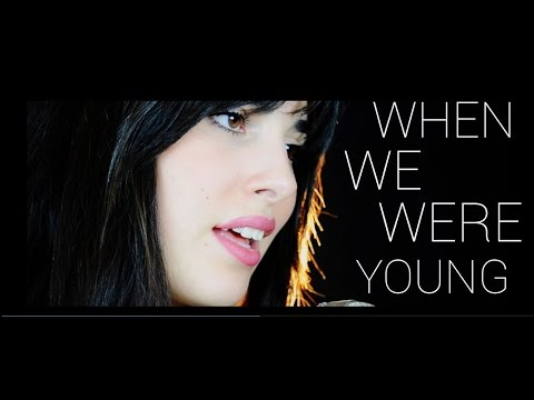 When We Were Young - Adele - Cover by Raquel Brandia