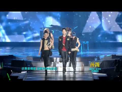 Wang Lee Hom - 美 [MEI]-Beautiful  @Jiangsu TV