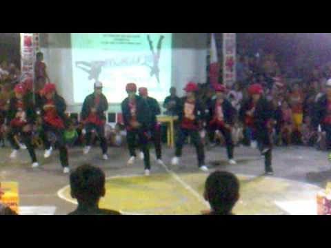 kauswagan dance contest (winner) 2011  from iligan city