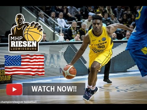 Kelan Martin(켈란 마틴) 2018/19 Basketball Champions League Highlights