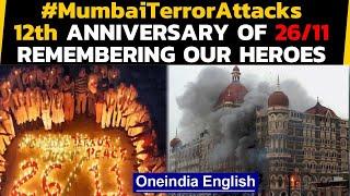 26/11 Mumbai terror attacks: What happened 12 years ago on this day in Mumbai?|Oneindia News
