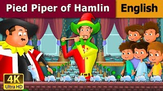 Pied Piper of Hamelin in English | English Story | Fairy Tales in English | English Fairy Tales